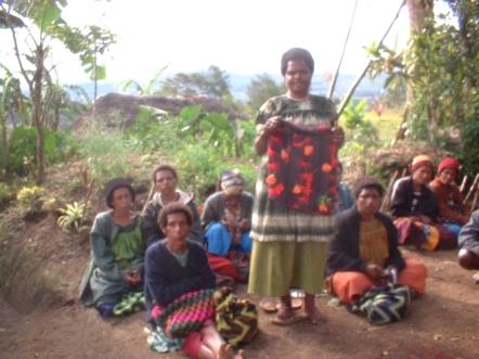 MLCPNG women of Kontkona Lutheran Church